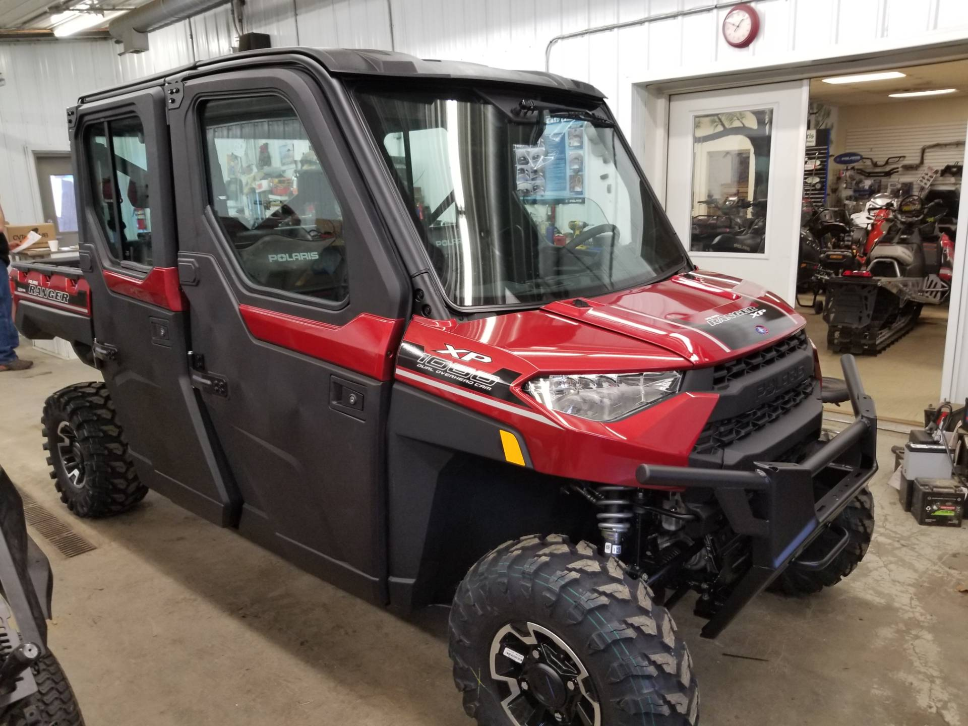2019 Polaris Ranger Crew XP 1000 EPS NorthStar HVAC Edition in Bigfork, Minnesota - Photo 3