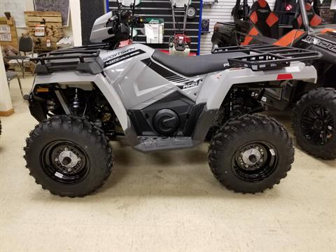 2018 Polaris Sportsman 450 H.O. Utility Edition in Bigfork, Minnesota