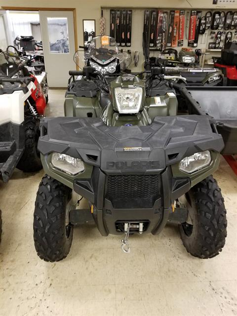 2014 Polaris Sportsman® 570 EPS in Bigfork, Minnesota
