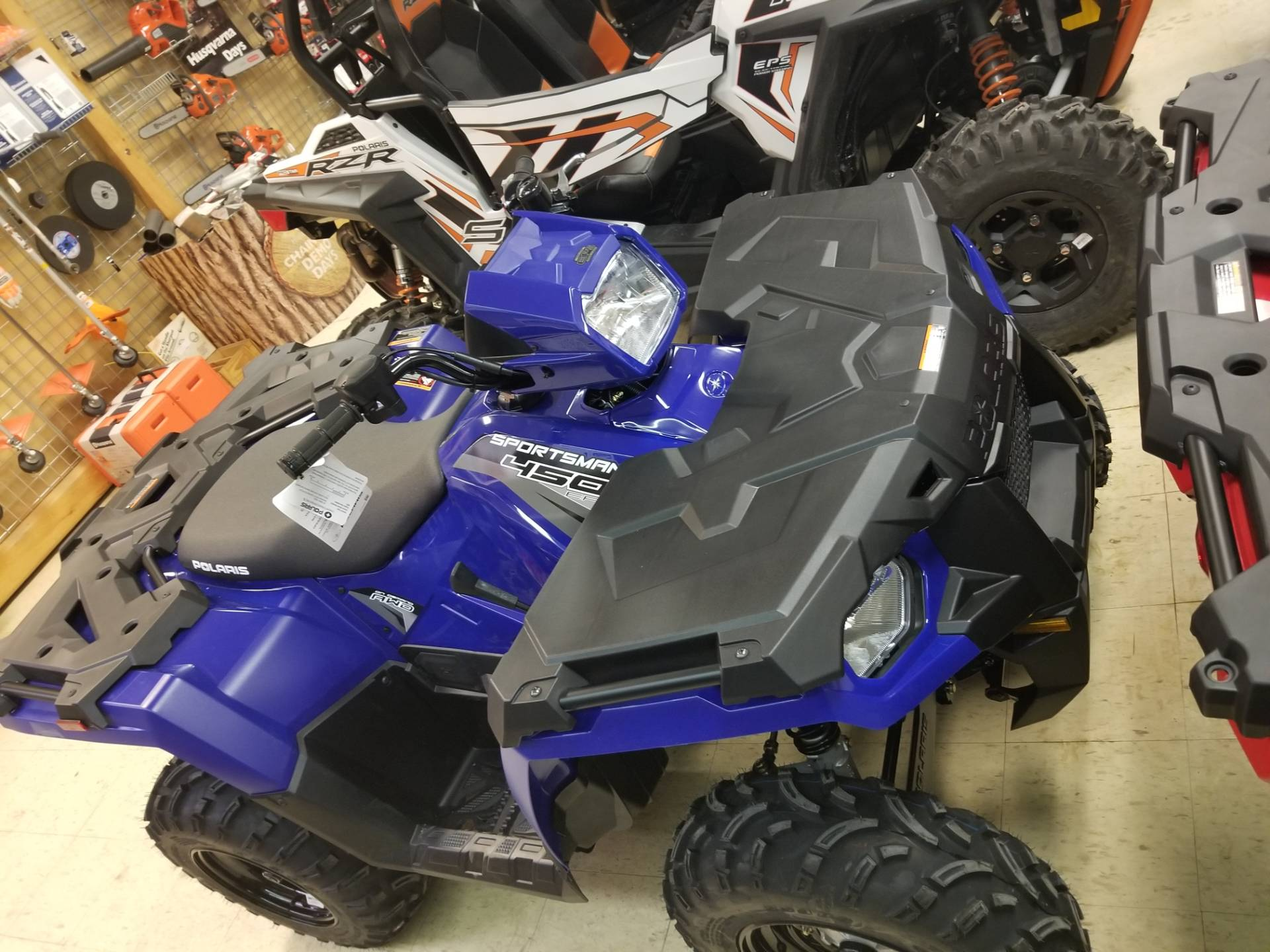 2020 Polaris Sportsman 450 H.O. EPS in Bigfork, Minnesota - Photo 1