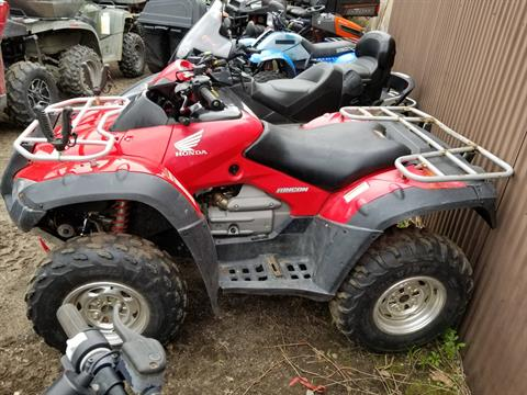 2003 Honda Rincon in Bigfork, Minnesota