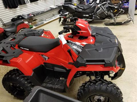 2019 Polaris Sportsman 450 H.O. EPS in Bigfork, Minnesota - Photo 1