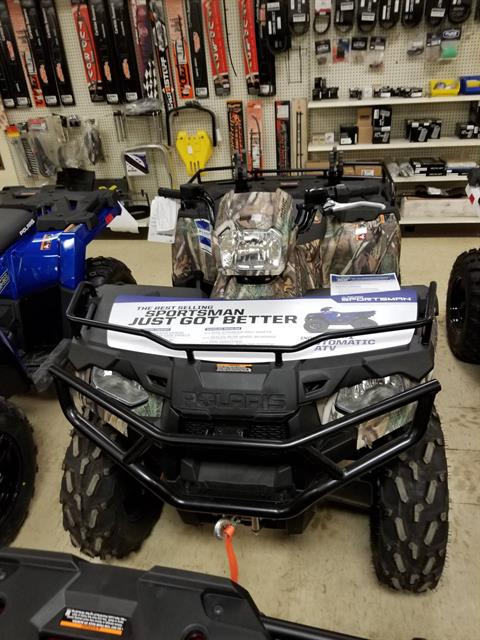 2018 Polaris Sportsman 570 SP Hunter Edition in Bigfork, Minnesota