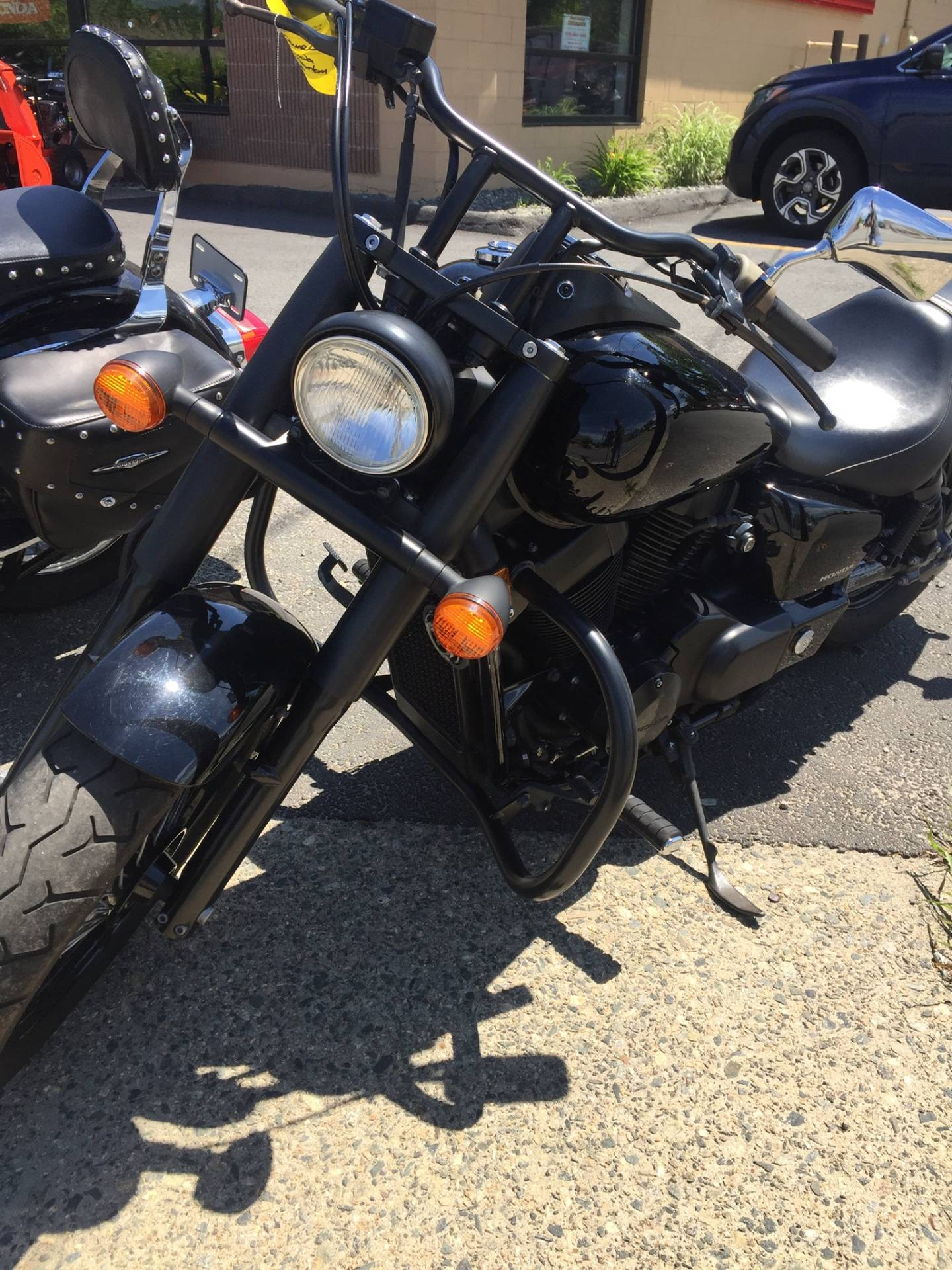 2015 Honda Shadow Phantom® in North Reading, Massachusetts - Photo 2