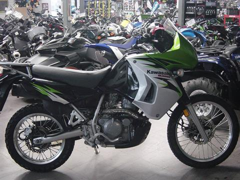 2008 Kawasaki KLR650 in Middletown, New York