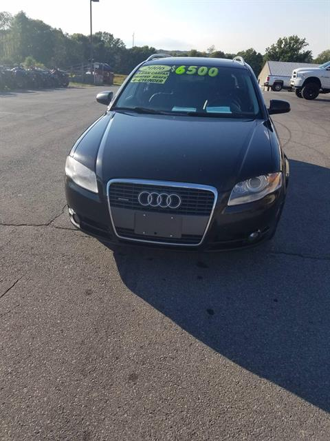 2006 Audi A4 Quattro Wagon in Middletown, New York
