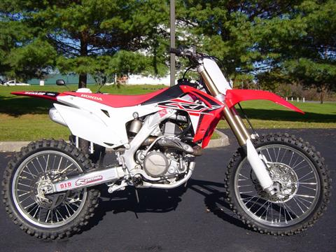 2016 Honda CRF450R in Middletown, New York