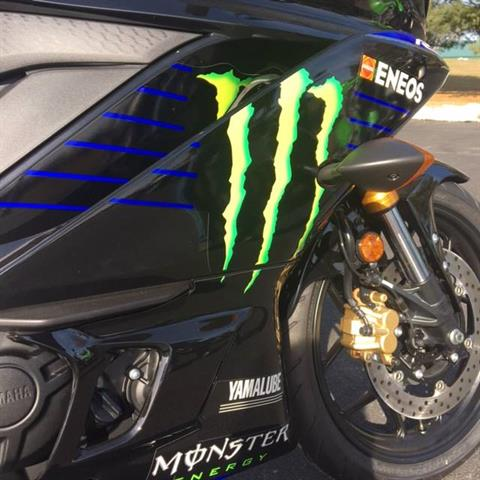 2020 Yamaha YZF-R3 ABS Monster Energy Yamaha MotoGP Edition in Middletown, New York - Photo 2