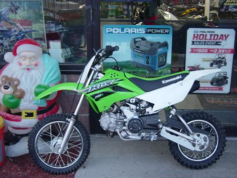 2015 Kawasaki KLX®110L in Middletown, New York