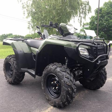 2018 Honda FourTrax Foreman Rubicon 4x4 Automatic DCT in Middletown, New York