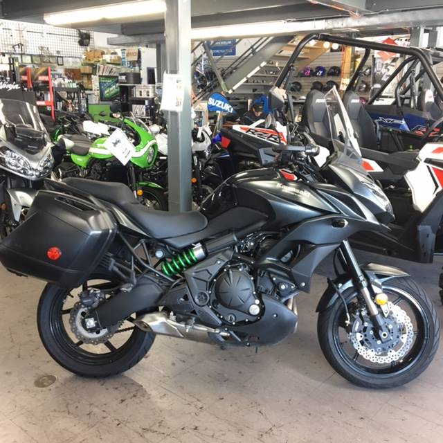 2016 Kawasaki Versys 650 LT in Middletown, New York - Photo 1