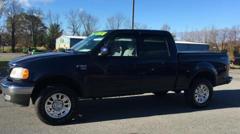 2003 Ford F150 Supercrew 4D in Middletown, New York
