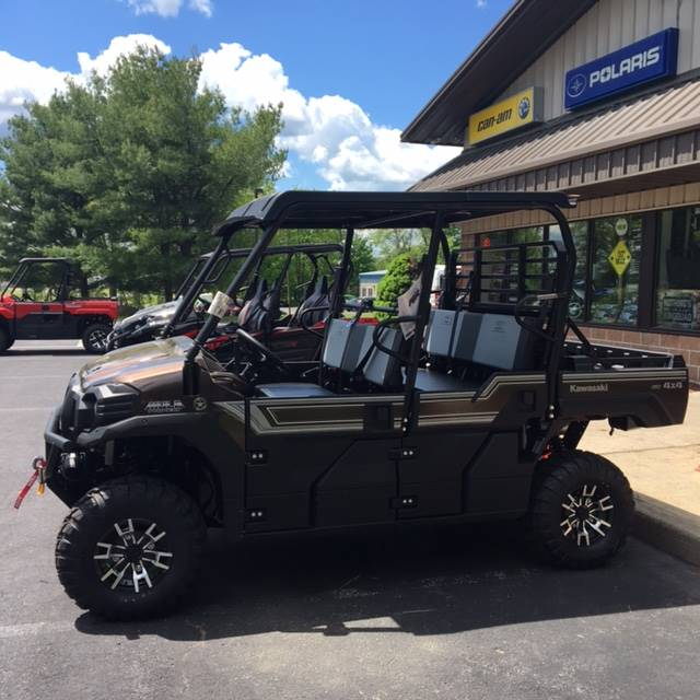 2019 Kawasaki Mule PRO-FXT Ranch Edition in Middletown, New York - Photo 1