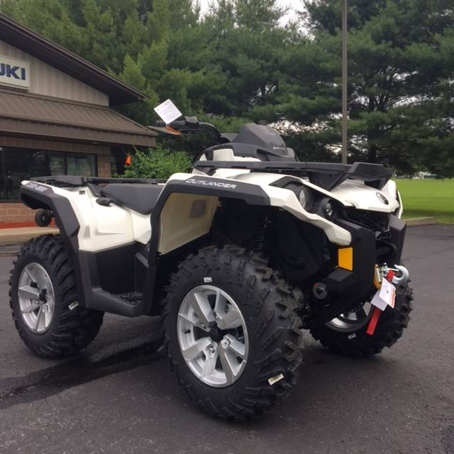 2019 Can-Am Outlander North Edition 650 in Middletown, New York - Photo 1