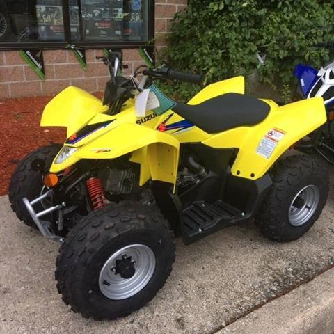 2020 Suzuki QuadSport Z90 in Middletown, New York