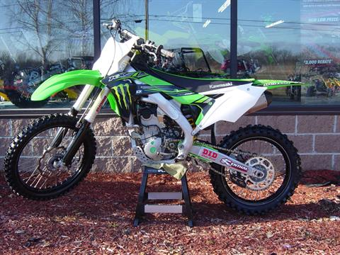 2017 Kawasaki KX250F in Middletown, New York
