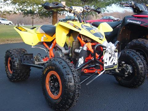 2007 Suzuki QuadRacer R450™ in Middletown, New York