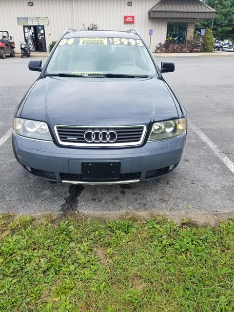2004 Audi Allroad in Middletown, New York