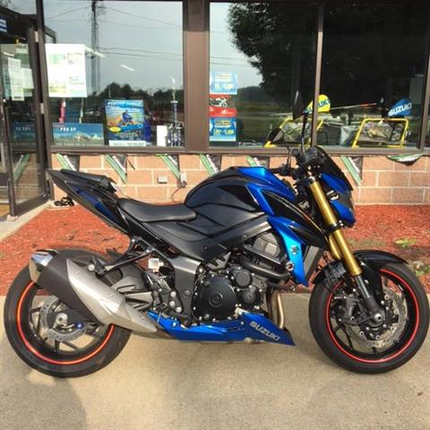2018 Suzuki GSX-S750 in Middletown, New York - Photo 1