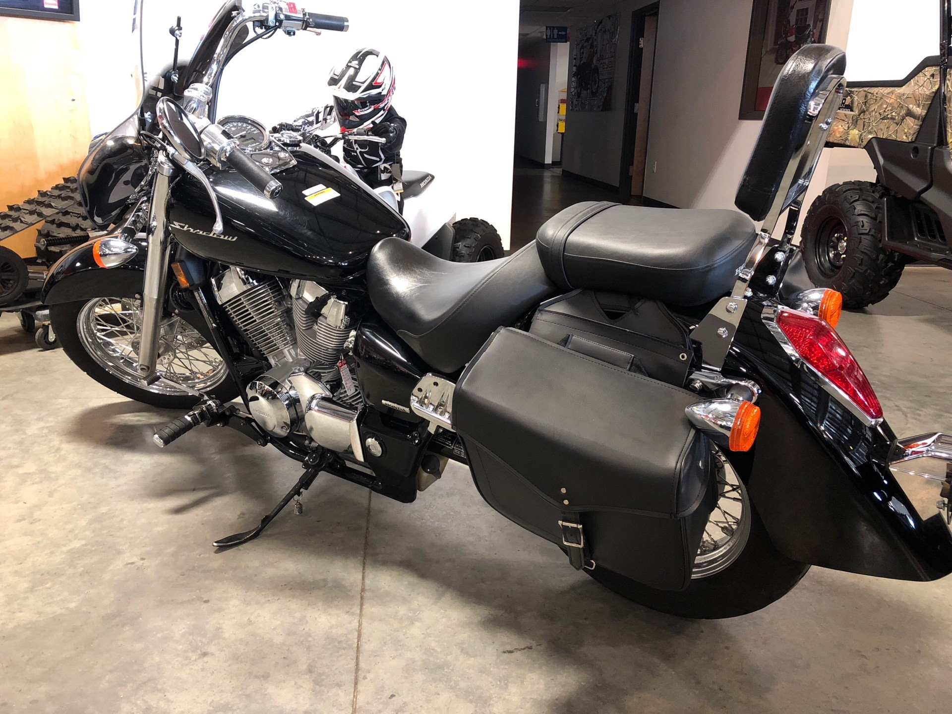 2013 Honda Shadow Aero® in Davenport, Iowa