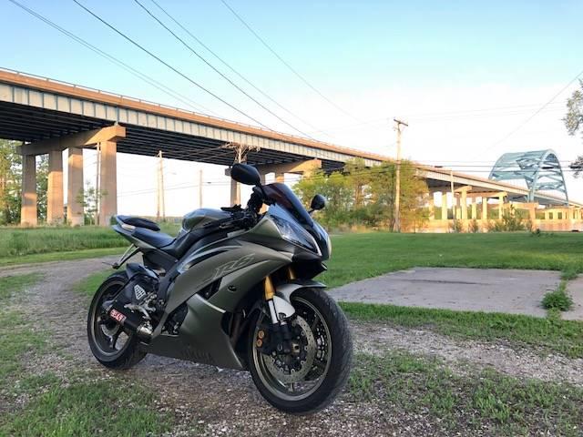 2008 Yamaha YZF-R6 4