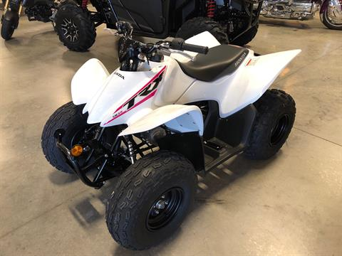 2019 Honda TRX90X in Davenport, Iowa