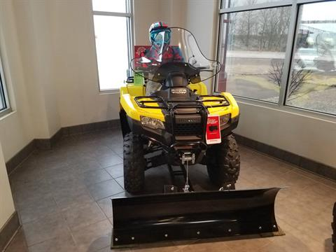 2018 Honda FourTrax Rancher 4x4 DCT IRS EPS in Davenport, Iowa - Photo 1