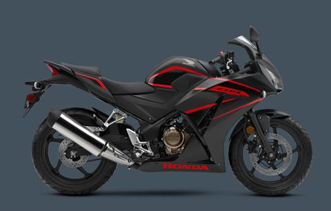2018 Honda CBR300R in Davenport, Iowa