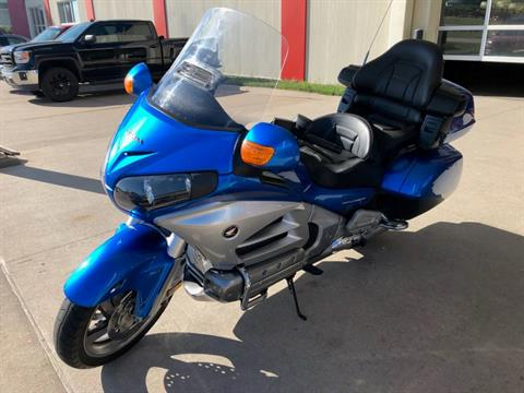 2012 Honda Gold Wing® Audio Comfort in Davenport, Iowa