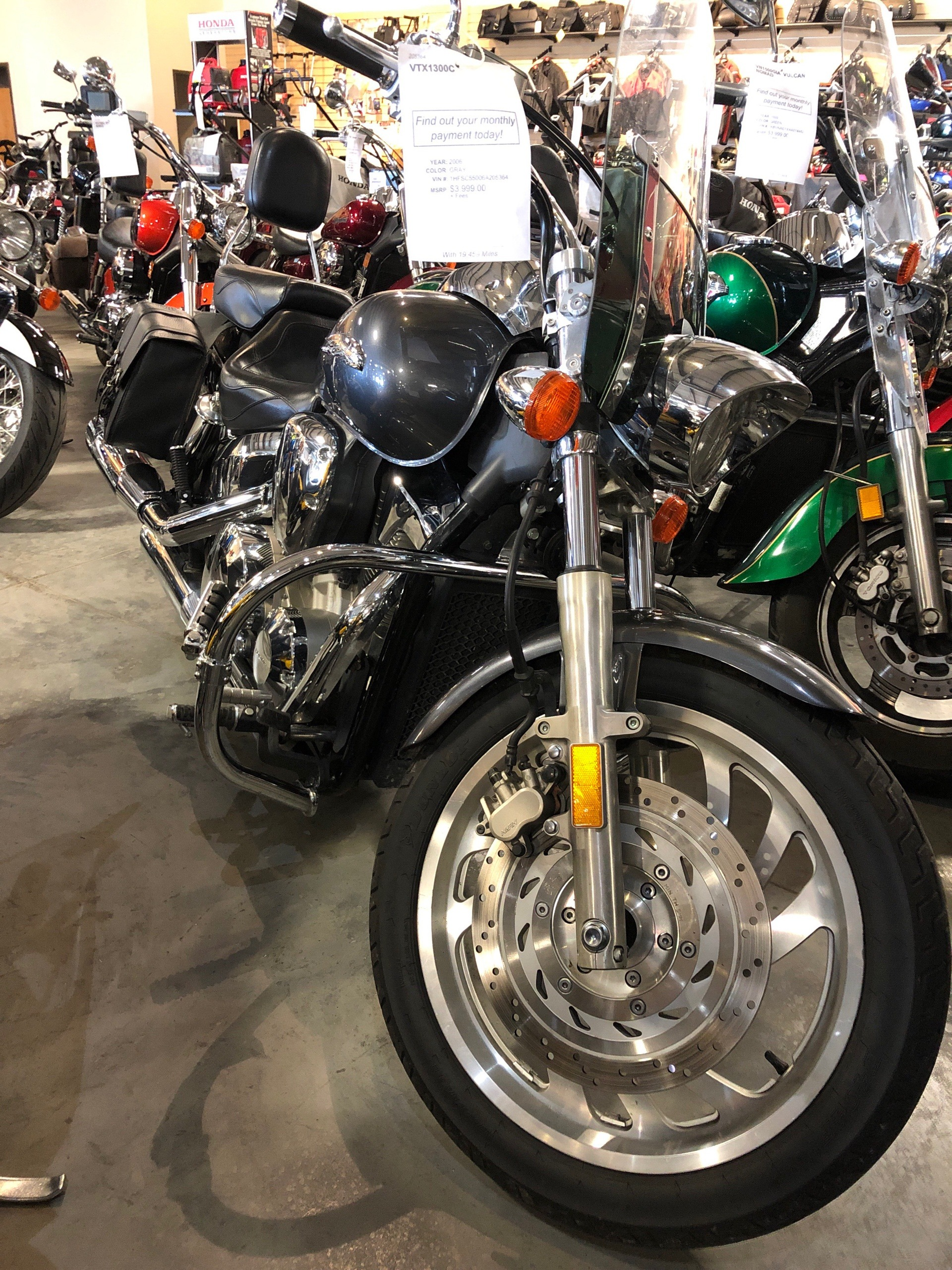 2006 Honda VTX™1300C in Davenport, Iowa - Photo 3