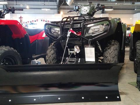 2017 Honda FourTrax Foreman Rubicon 4x4 DCT EPS in Davenport, Iowa