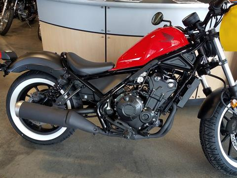 2017 Honda Rebel 500 in Davenport, Iowa