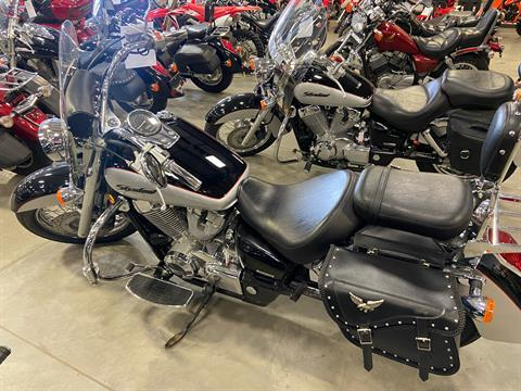 2004 Honda Shadow Aero in Davenport, Iowa - Photo 2