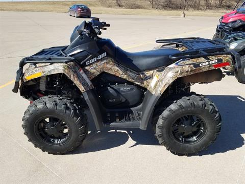 2012 Can-Am Outlander™ 500 XT in Davenport, Iowa