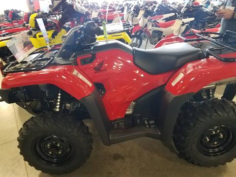 2018 Honda FourTrax Rancher 4x4 DCT IRS in Davenport, Iowa