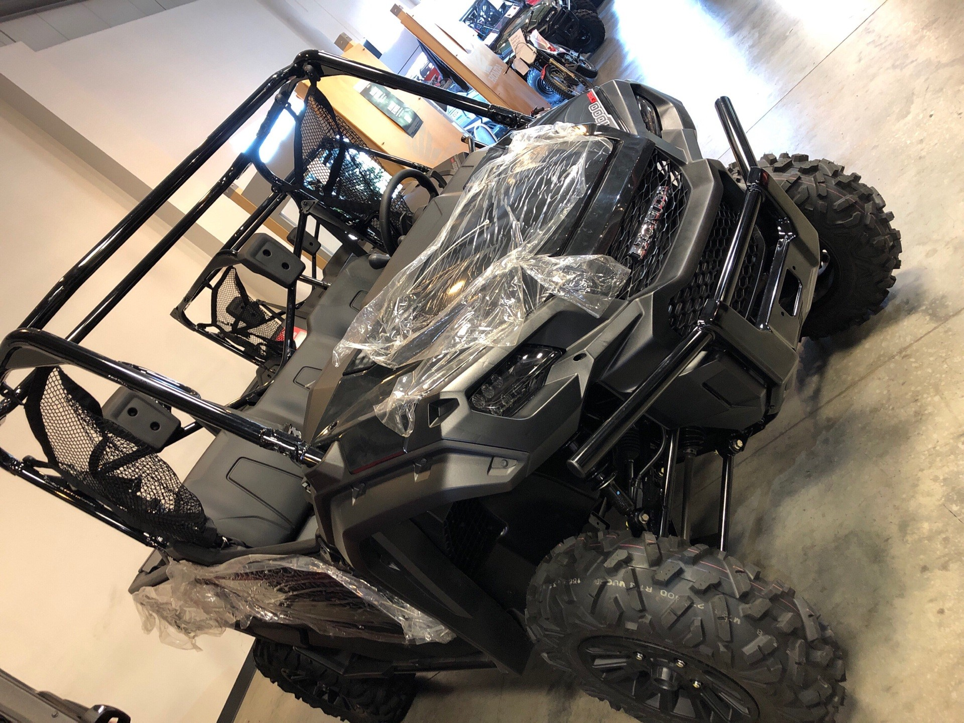 2020 Honda Pioneer 1000 Deluxe in Davenport, Iowa - Photo 2