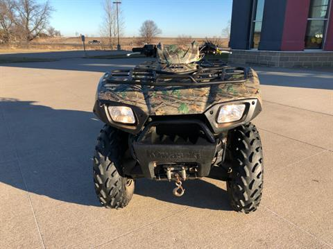 2006 Kawasaki Brute Force™ 650 4x4 Camo in Davenport, Iowa