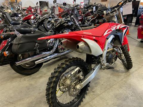 2020 Honda CRF250R in Davenport, Iowa - Photo 3