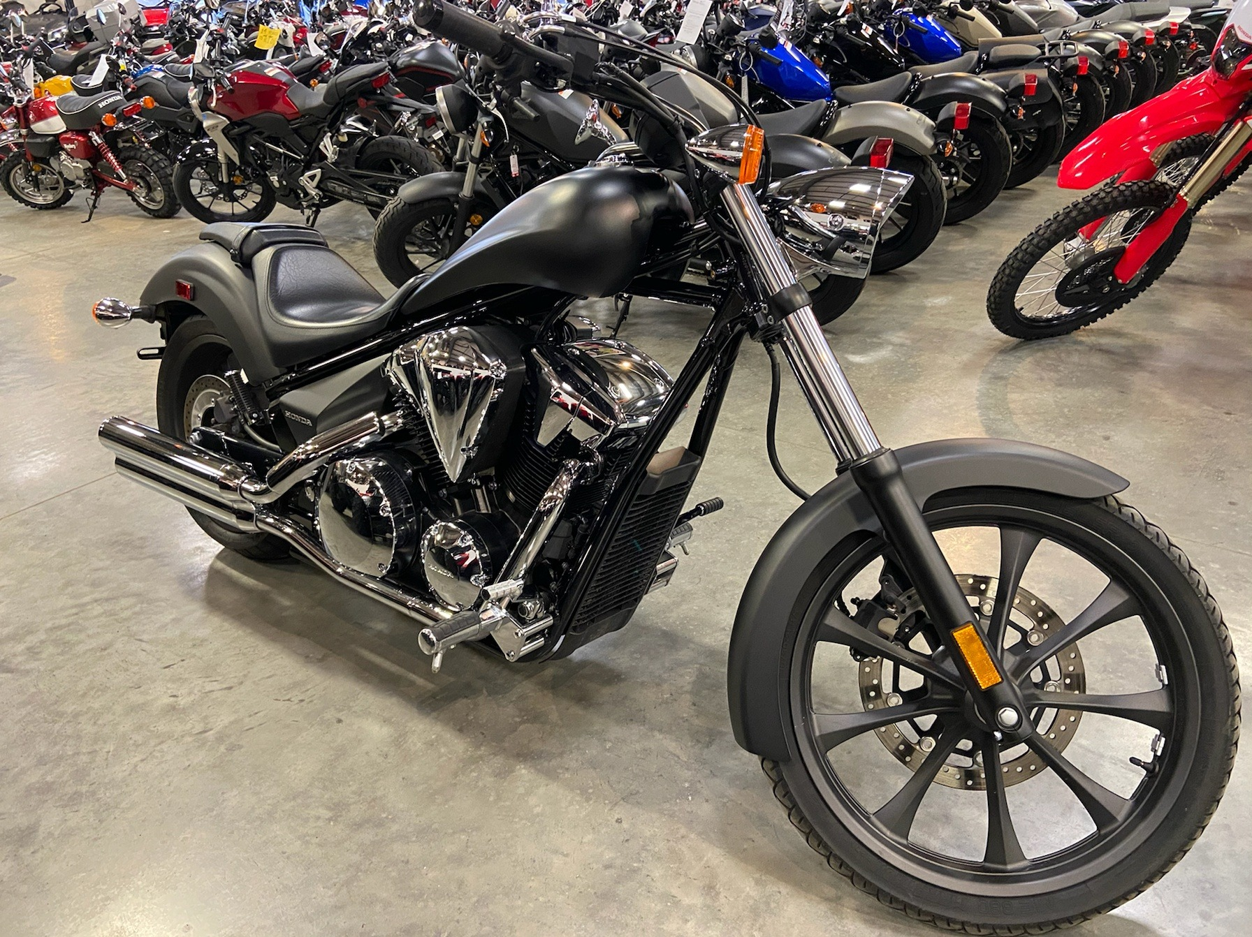 2017 Honda Fury in Davenport, Iowa - Photo 2