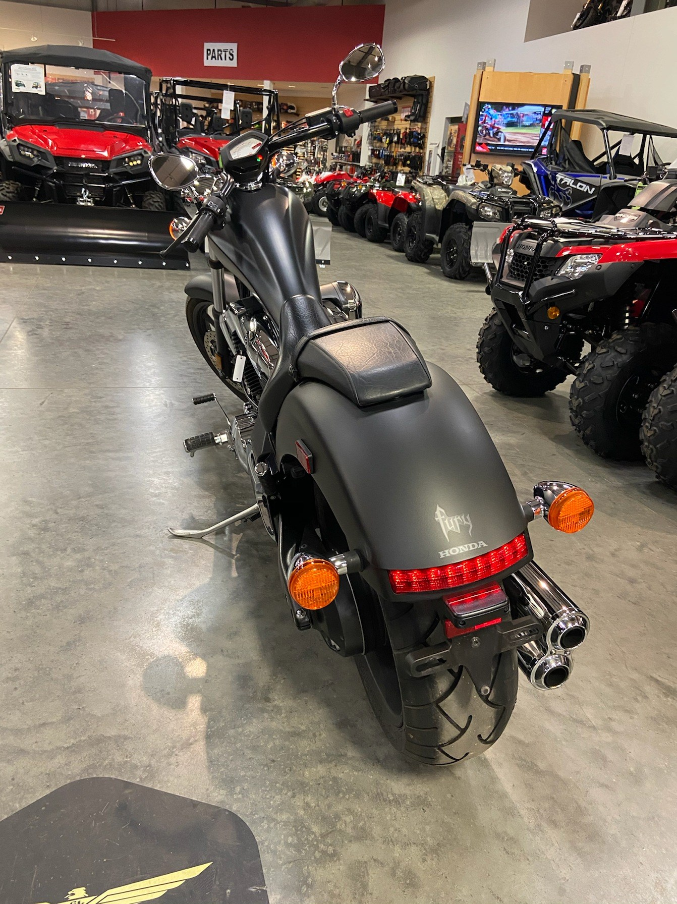 2017 Honda Fury in Davenport, Iowa - Photo 3