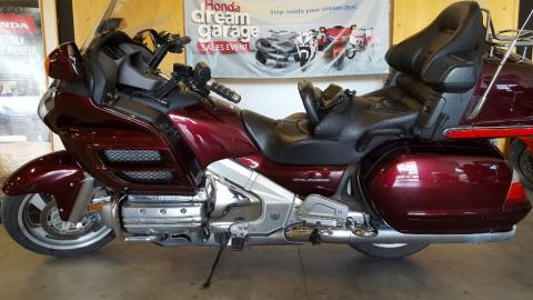 2006 Honda Gold Wing® Audio / Comfort / Navi in Davenport, Iowa