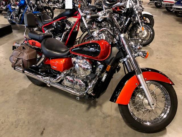 2006 Honda Shadow Aero® in Davenport, Iowa - Photo 1