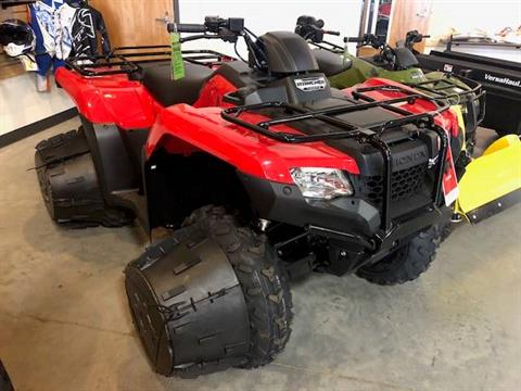 2018 Honda FourTrax Rancher 4x4 ES in Davenport, Iowa