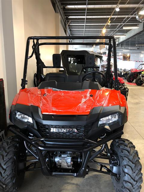 2019 Honda Pioneer 700 Deluxe in Davenport, Iowa - Photo 2