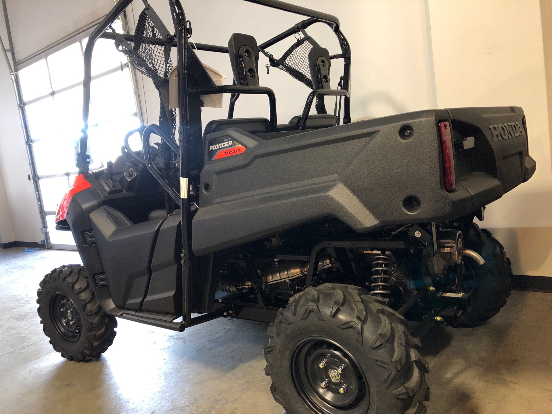 2019 Honda Pioneer 700 Deluxe in Davenport, Iowa - Photo 3