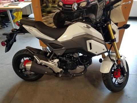 2018 Honda Grom in Davenport, Iowa
