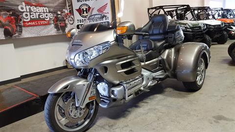 2008 Honda GL1800AL Gold Wing in Davenport, Iowa