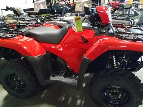 2018 Honda FourTrax Foreman Rubicon 4x4 Automatic DCT EPS in Davenport, Iowa