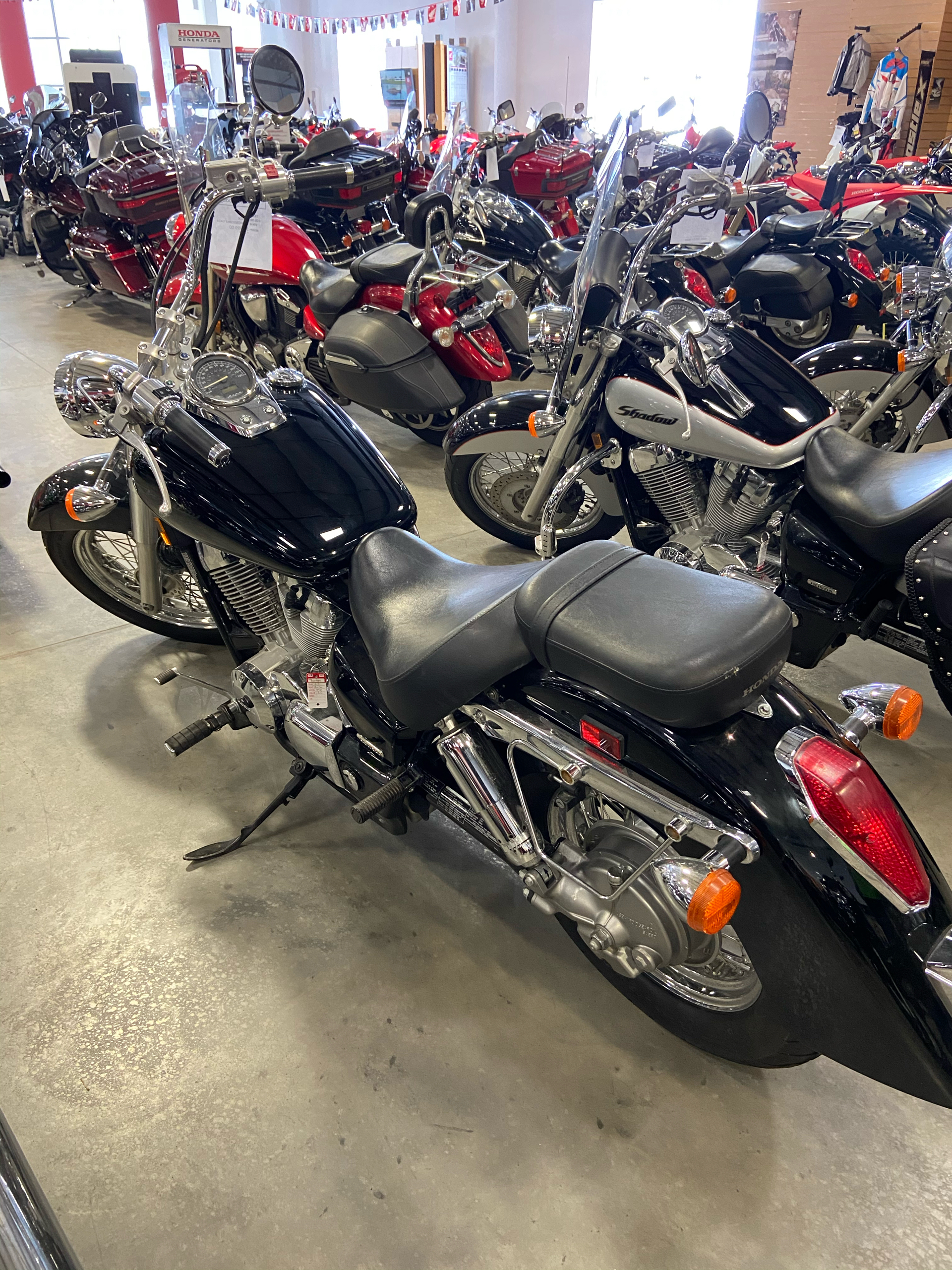 2008 Honda Shadow Aero® in Davenport, Iowa - Photo 2