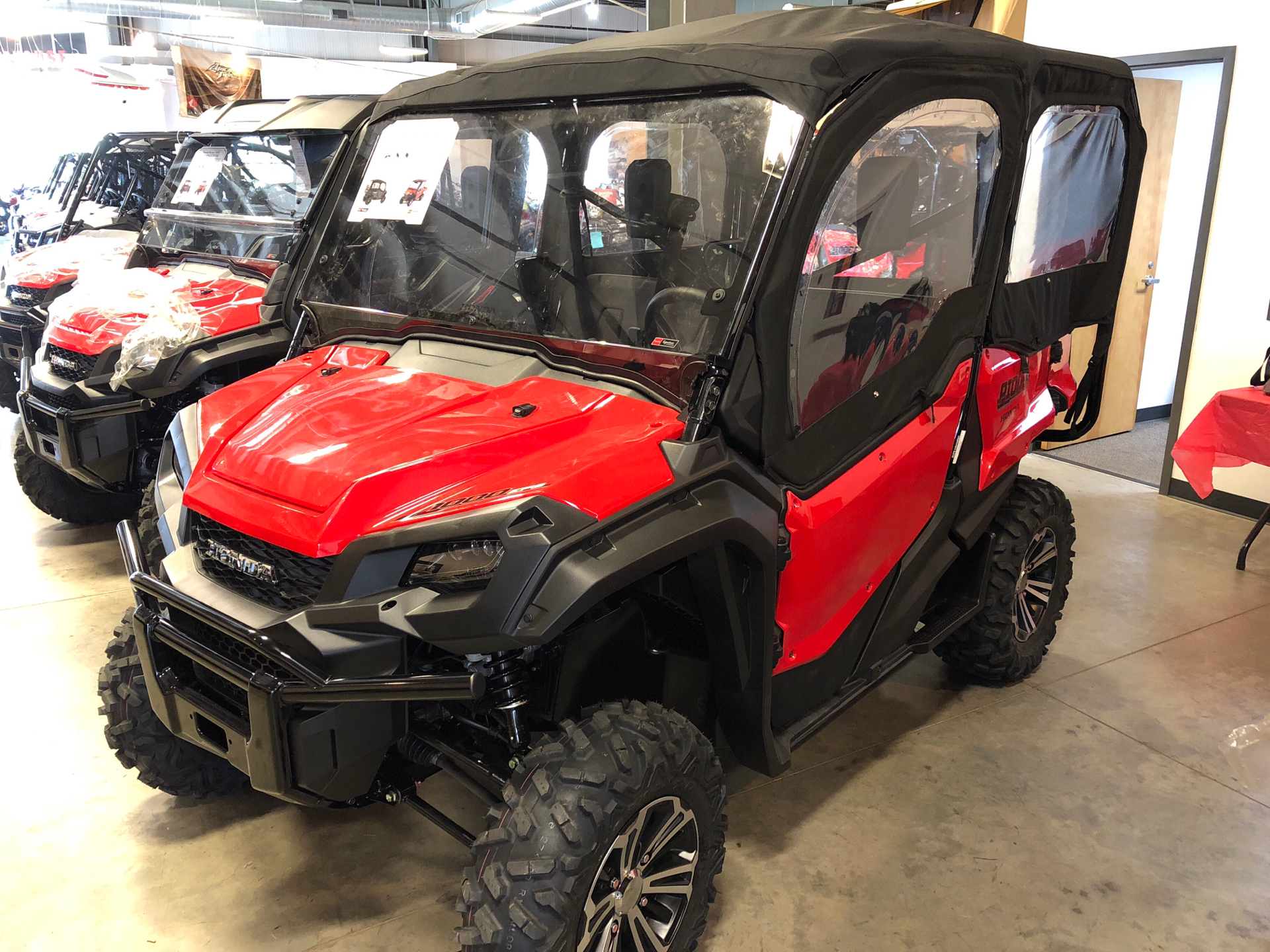 2019 Honda Pioneer 1000-5 Deluxe in Davenport, Iowa - Photo 1
